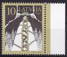 Lettland, 1997, 450, Lettland Im Wandel Der Zeiten. MNH ** - Letonia