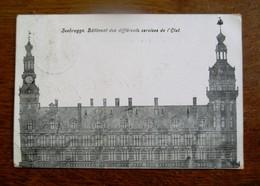 Oude Postkaart 1914   ZEEBRUGGE - Zwevegem