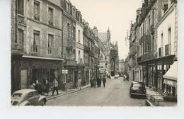 ALENÇON - La Grande Rue Vers L'Eglise Notre Dame - Alencon