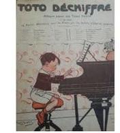 Toto Déchiffre - Album Pour Les Tous Petits (4°série) - 12 Petits Morceaux Pour Le Piano Sur Les Motifs D'opéra Célèbre - Opern