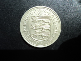 GUERNESEY : 10 NEW PENCE 1968   KM 24    SUP / TTB+ * - Guernsey