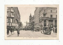 Cp, 54,  NANCY , Point Central , Ed. Maison Des Magasins Réunis,  Vierge - Nancy