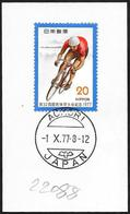 Giappone/Japan/Japon: Atleta In Azione, Athlete In Action, Athlète En Action - Ciclismo