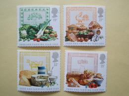 1989  Grande Bretagne Yv 1372/5  ** MNH Food And Farming Year Cote 6.50 € Michel 1194/7 Scott 1248/51 SG 1428/31 - 1952-.... (Elizabeth II)