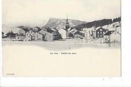 21851 - Le Lieu Vallée De Joux - VD Waadt