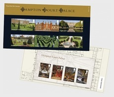 Great Britain 2018 - Hampton Court Palace Presentation Pack - 1952-.... (Elizabeth II)