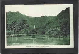 CPA Tahiti Océanie Polynésie Française Circulé - Tahiti
