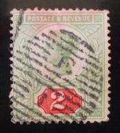 REINE VICTORIA 1887/900 - OBLITERE - YT 94 - MI 88 - BELLE OBLITERATION - 1840-1901 (Victoria)