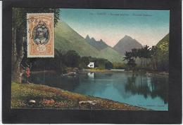 CPA Tahiti Océanie Polynésie Française Timbré Non Circulé - Tahiti