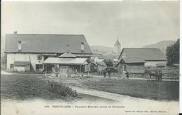 TREVILLERS - Fontaine Blanche ( Route De Goumois ) - France