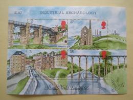 1989  Grande Bretagne Yv BF5  ** MNH Expo Londres Cote 12.00 € Michel B5 Scott 1284 SG 1444 - Neufs