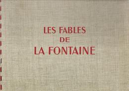 Livre 1946 Les Fables De La Fontaine - French Authors