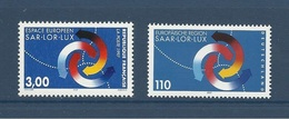 France 3112 ** + Allemagne 1789 ** Sar.Lor.Lux. Joint Issue With Germany  Emission Commune Avec L'Allemagne 1997 - Emissions Communes