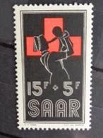 1955 Y&T N° 343 ** - AU PROFIT DE LA CROIX ROUGE - 1947-56 Protectorate