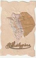 Bonnet De  Sainte Catherine - Avec Bonnet En Tissu - Sint Catharina