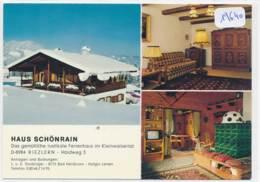 CPM Gf -19640-Autriche -Multivues Haus Schönrain Im Kleinwalsertal -Envoi Gratuit - Kleinwalsertal