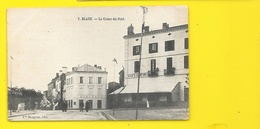 BLAYE Rare? Café Dupont Cours Du Port (Bergeon) Gironde (33) - Blaye