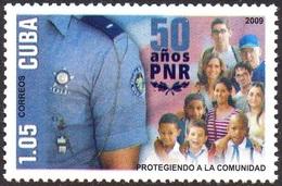 CUBA 4795 Police - Police - Gendarmerie