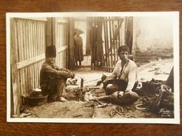 Oude  Postkaart  No . 3013  Fotoglab    BUCAREST     Editura  AD . MAIER& D . STER  BUCURESTI - Roumanie