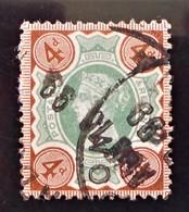 REINE VICTORIA 1887/900 - OBLITERE - YT 97 - MI 91 - 1840-1901 (Victoria)