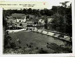 81..photo..tarn...pont De Cirou...1949 - Photos