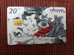 Phonecard Zwitserland 20 CHF Used - Switzerland