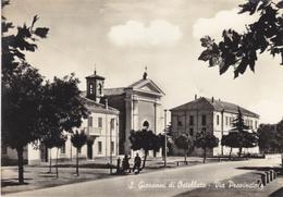 Ferrara - S. Giovanni Di Ostellato - Via Provinciale - Ferrara