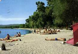 CORFOU  Club Mediterranée RV  Beau Timbre Athletisme Saut à La Perche RV - Grèce