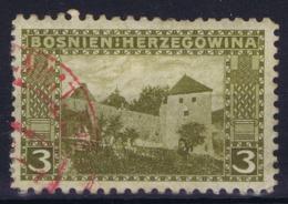 Bosnien Und Herzegowina Mi 31 Mischzähnung  12.5 *  9.25 * 10.5 Used - 1850-1918 Imperium