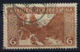 Bosnien Und Herzegowina Mi 33 E Perfo 13,5  Used - 1850-1918 Impero