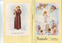 98)librettino Religioso Natale Novena E Preghiere - Religion