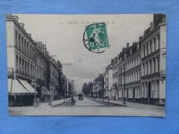 CPA LILLE La Rue Nationale - Lille