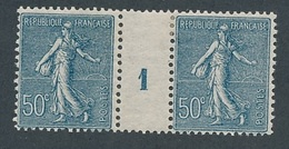 CR-111: FRANCE: Lot Avec N°161* Milllsime1 (1 Timbre**) - Millesimes
