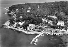 CAP D'ANTIBES - Vue Aérienne Du Charmant Petit Port Du Crouton - Cap D'Antibes - La Garoupe