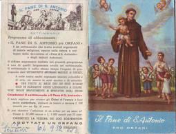 100)librettino Religioso Il Pane Di S.antonio - Religion
