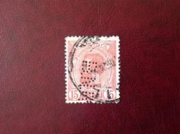 Roumanie. 1894-98. - 1881-1918: Charles Ier