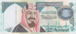 SAUDI ARABIA 20 RIYAL 1999 - 2000 P-27 COMMEMORATIVE KSA 100 YEARS UNC */* - Saudi Arabia