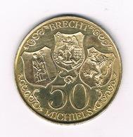 50 MICHIELS 1980 BRECHT   BELGIE/3762/ - Belgique