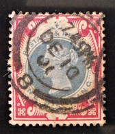 REINE VICTORIA 1887/900 - OBLITERE - YT 104 - Used Stamps