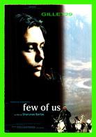 """AFFICHES DE CINÉMA - KATERINA GOLUBEVA """" FEW OF US """" UN FILM DE SHARUNAS BARTAS - Affiches Sur Carte"""