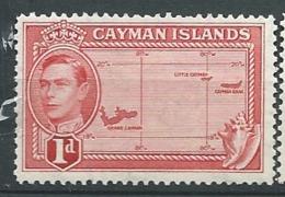 Iles Caimans     - Yvert N°   106  A **    ( Dent 12 1/2) -  Bce 18412 - Caimán (Islas)