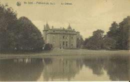 Titthem -- Le Château.   (2 Scans) - Pittem