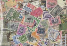 Costa Rica Briefmarken-800 Verschiedene Marken - Costa Rica