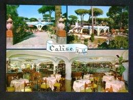 CAMPANIA -NAPOLI -RISTORANTE CALISE ISCHIA -F.G. LOTTO N°400 - Napoli (Napels)
