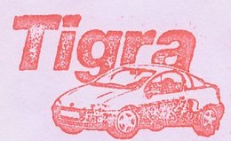 Meter Cut Germany 1996 Car - Opel Tigra - Automobili