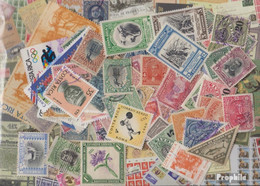Costa Rica Briefmarken-200 Verschiedene Marken - Costa Rica