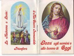 101)librettino Religioso Gesu' Agli Uomini E Alle Donne Di Oggi - Religion