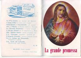 102)librettino Religioso La Grande Promessa - Religion