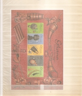 Musique - Instruments ( BF 299 XXX -MNh- Du Ghana) - Musique
