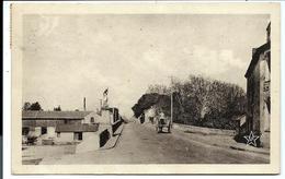 NORT Sur ERDRE - Charette Attelée Sur Le Pont ST GEORGES - Monument Aux Morts - STELLA éditeur - 1950 - Nort Sur Erdre